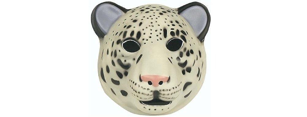 Super Comfort Foam Snow Leopard Mask