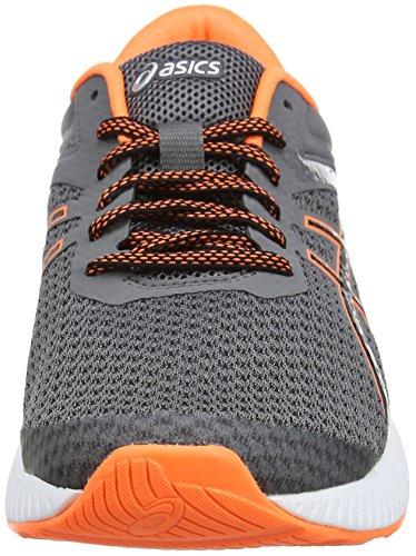 hot Tennis 2 Homme De Lyte Gris carbon Orange black Asics Chaussures Fuzex Xxvfqf