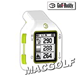 GolfBuddy CT2 GPS Entfernungsmesser Weiß/Grün Ct2GPS Rangefinder White/Green
