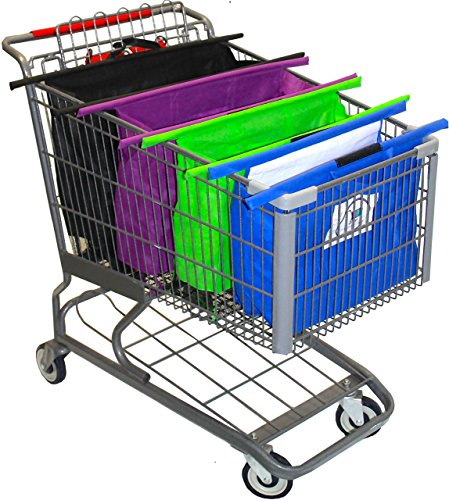 Amazon.com: The Original CartBagz | Shopping Cart Trolley Bags ...