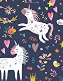 #1: The Unicorn Journal (Notebook for Girls)
