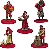 WizKids Agricola Game Expansion, Red