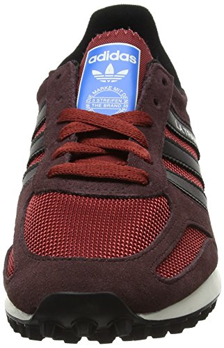 Multicolore Night Og Core Black Red Trainer S17 Brown Corsa la Scarpe Mystery Uomo da adidas PqHwO0BEO