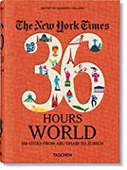 Weekend trips to any city, from São Paulo to Seoul to Sydney, can often be daunting, with too much to do and too little time. Enter 36 Hours World, a roundup of 150 cities across six continents, each tailored for a memorable and feasib...