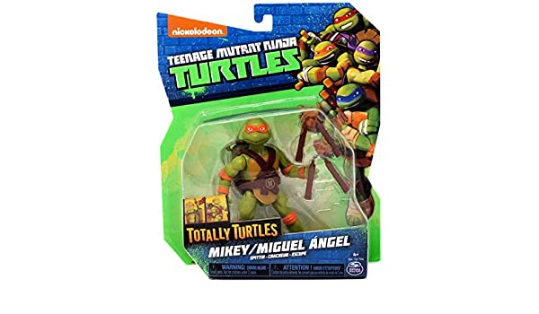 Amazon.com: Teenage Mutant Ninja Turtles Nickelodeon Spittin ...