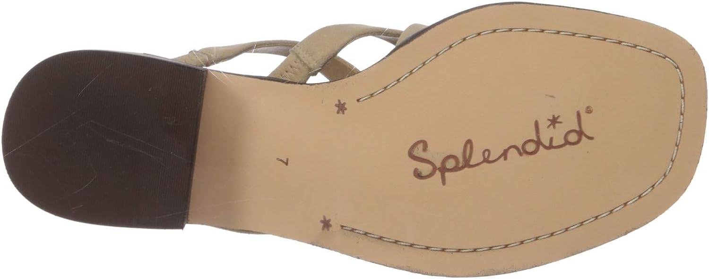 Splendid Womens Stevie Heeled Sandal