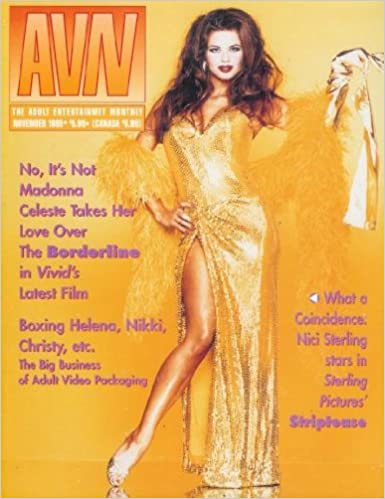 Adult Video News Avn November 1995 Nici Sterling Celeste And More Porn Stars Editors Of Adult Video News Magazine Amazon Com Books