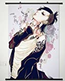 Home Decor Japanese Anime Tokyo Ghoul Uta Cosplay 24.5x34.5 Inches -007