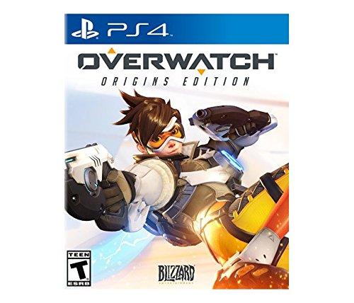 Overwatch   Origins Edition   Playstation 4