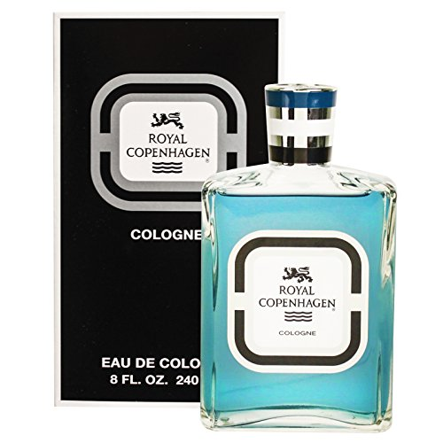 Royal Copenhagen By Royal Copenhagen For Men. Cologne Splash 8.0 Oz