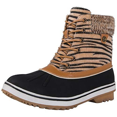 Globalwin 1831 Winter Snow Boots 1831camel Women's grgfY1