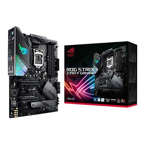 chollos oferta descuentos barato ASUS Placa ROG Strix Z390 F Gaming INTEL1151 DDR4 HDMI PCIE3 0 M 2 SATA3 USB3 1 ATX