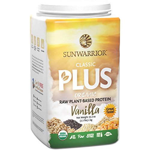 Sunwarrior Classic Organic Protein Servings product image