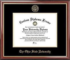 Ohio State University Buckeyes - Embosse...
