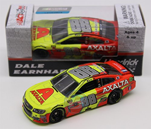 (Lionel Racing Dale Earnhardt Jr. 88 Axalta 2017 Chevrolet SS 1:64th Scale ARC HT Official Diecast of the NASCAR Cup Series)