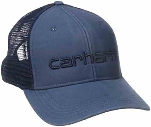 Carhartt Men s High Profile 100 Percent Cotton Dunmore Moisture Wicking Cap 8f986324e7f9