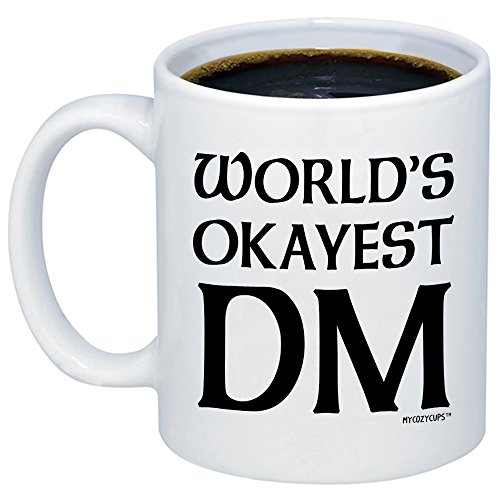 MyCozyCups Dungeon Master Gifts - World