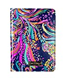 Lilly Pulitzer Passport Cover/Holder /, Lilly Pulitzer, Size 4' w x 5 1/2' h