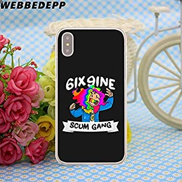6ix9ine coque iphone 7 plus