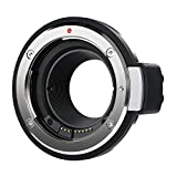 Blackmagic Design URSA Mini Pro EF Mount | Optional EF Lens Mount