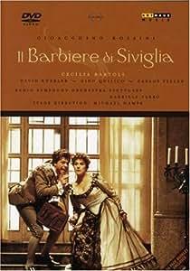 Rossini: Il Barbiere di Siviglia (The Barber of Seville)/ Bartoli, G. Quilico, Kuebler, Feller, R. Lloyd; Ferro/Schwetzingen Festival