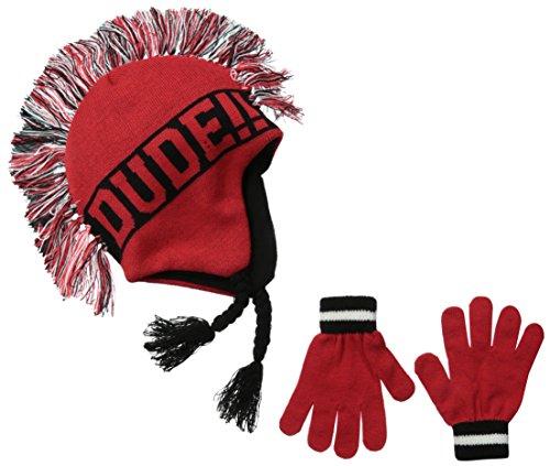 Size Toddler Nickelodeon Paw Patrol Skye Posing Girls Hat and Mittens Set 4013