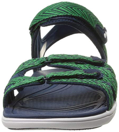 Green Ryka Women's Navy Savannah Sandal x0OBnCqfw