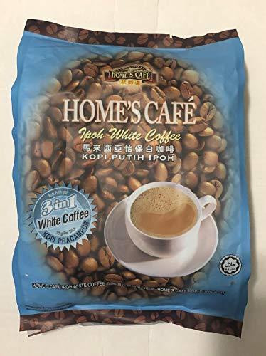 Home's Cafe Malaysia Ipoh White Light Sugar Coffee