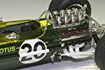 EBBRO 1/20 Team Lotus type 49 (1967) EB20003 from Ebbro