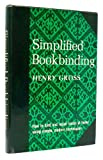 Simplified Bookbinding, Henry Gross, 0684146169