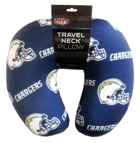 San Diego Chargers For Sale: Top Best 5 San Diego Chargers Neck Pillow For Sale 2017