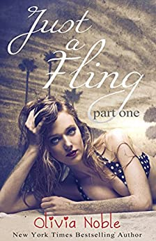 Just a Fling (Billionaires on the Beach Book 1) by [Noble, Olivia]