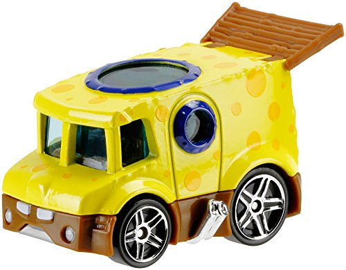 Hot Wheels SpongeBob Vehicle