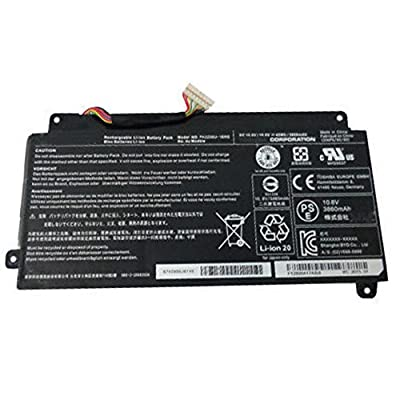 SUNNEAR PA5208U-1BRS Battery for Toshiba Chromebook CB35 CB35-B3340 CB35-B3330 Satellite E45W P55W E45W-C4200 series by Sunnear