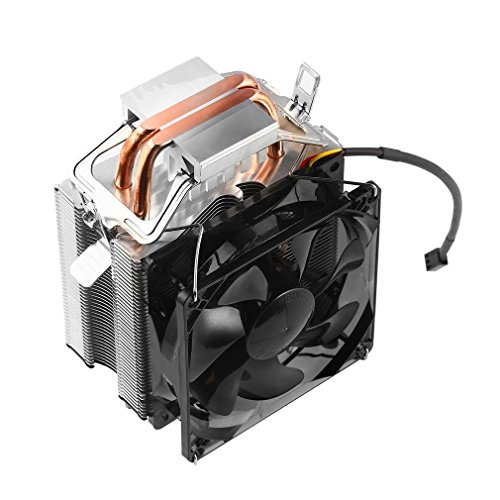 LESHP Cooler Dual Heatpipes support