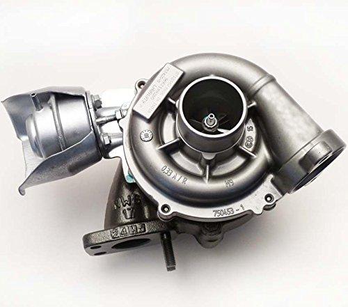753420 - 5006S 1.6L HDI, 206, 207, 307, 308 Turbocompresor Turbo 80 kW 109hp nueva, gt15 V, 1.6 HDI 109 ps-80kw Turbo turbocompresor: Amazon.es: Coche y ...