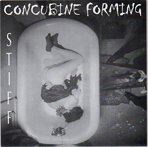 (Concubine Forming 45 rpm vinyl record: