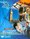 English in 20 minutes a day : Apprenez l'anglais en 20 minutes par jour (6CD audio - CD 1 à 6)