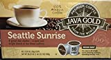 Java Gold Seattle Sunrise Medium Roast Coffee (For Use in All Single Serve Brewing Systems, Including Keurig 2.0)-80 Ct K-cup Review