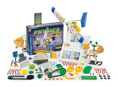Game / Play Thames & Kosmos Physics Workshop. Educational, Bulding, Learning, Science, Experiment, Toy Toy / Child / Kid