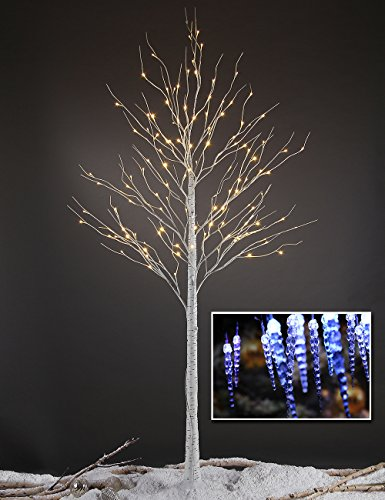 Led Light Twig Tree in US - 6