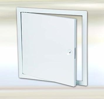 Amazon 16 X 16 Metal B series Access Door with Cam Lock for