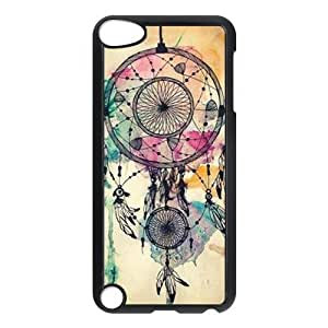 Beautifulcase Generic cell phone case cover For Ipod Touch 5 case cover Colorful Cloud Dream Catcher Design Mobile cell phone case covers Hard Back cover protective qDjOI8bqDmP case cover