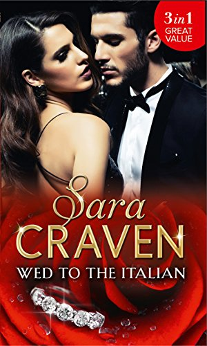 book cover of Wed To The Italian