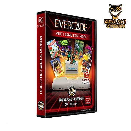 🥇 Cartucho Evercade Mega Cat 1