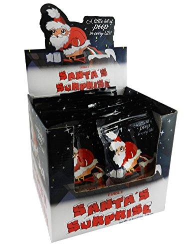 Santa's Surprise Stocking Stuffer Candy  1/2 LB - Santa Cand