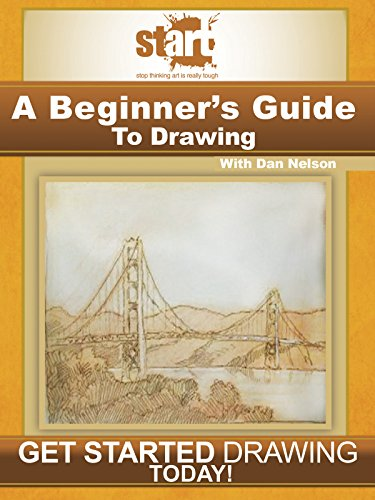 START: A Beginner's Guide to Drawing