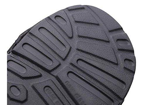 WKNBEU Zapatillas Zapatillas Sandalias De Primavera Hombre De De Natación De Vietnam Black De Zapatillas Interiores Playa Zapatos Parejas Verano Salón CgxCdrB