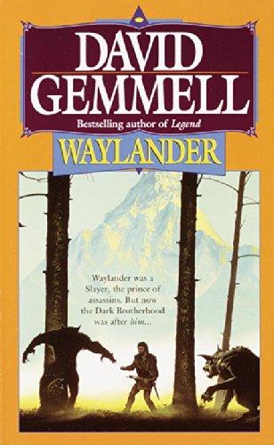 book cover of Waylander