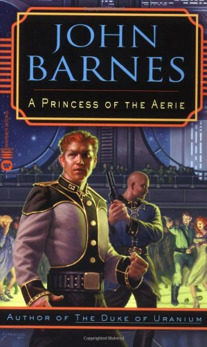 book cover of A Princess of the Aerie